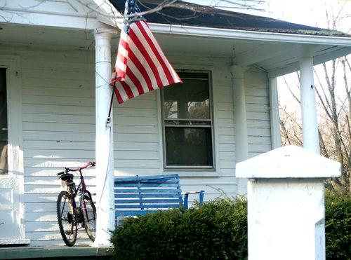 PorchAndFlag