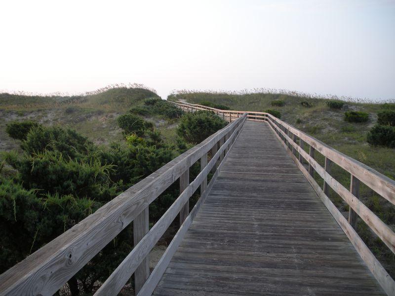 OcracokeBoardwalk