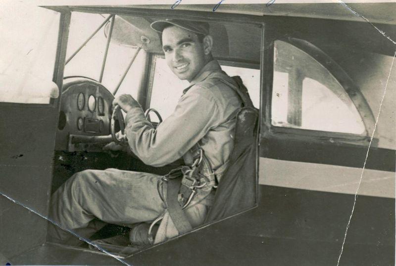 Guy Wyatt Plane