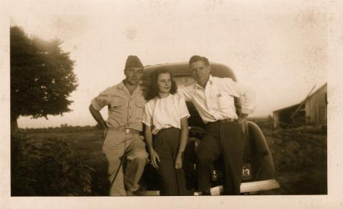 Ferrell, Jane & Gene Sumners