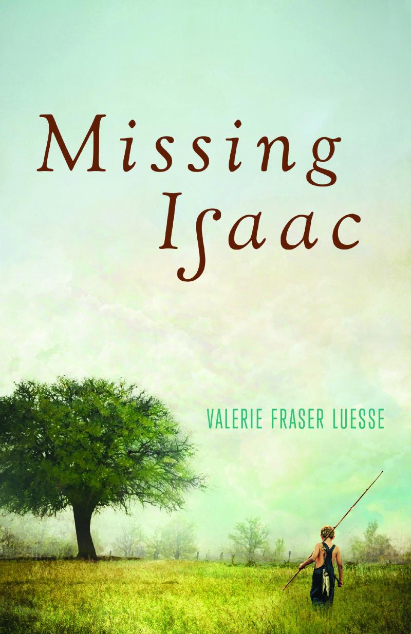 Luesse_MissingIssac_frontcover_final