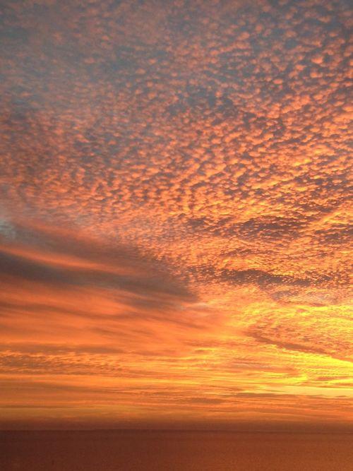 SunsetButtermilkSky