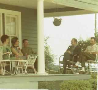 Grandme's Porch blog