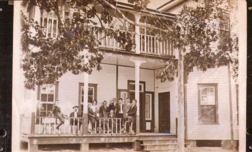 Wyatt's about 1907 - 1909